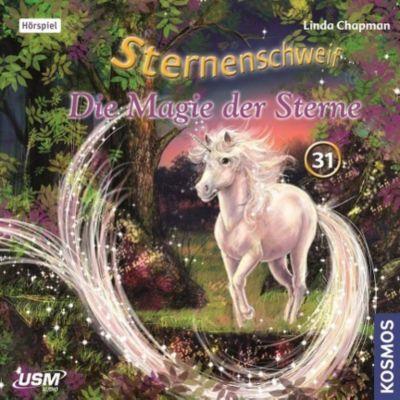 Sternenschweif Band 31: Die Magie der Sterne (Audio-CD), Linda Chapman
