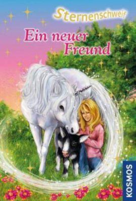 Sternenschweif Band 42: Ein neuer Freund, Linda Chapman