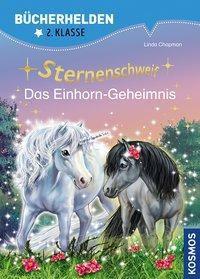 Sternenschweif, Bücherhelden, Das Einhorn-Geheimnis, Linda Chapman
