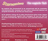 Sternenschweif - Das magische Tuch, 1 Audio-CD - Produktdetailbild 1