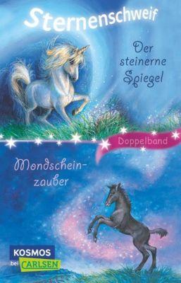 Sternenschweif - Der steinerne Spiegel / Mondscheinzauber, Linda Chapman