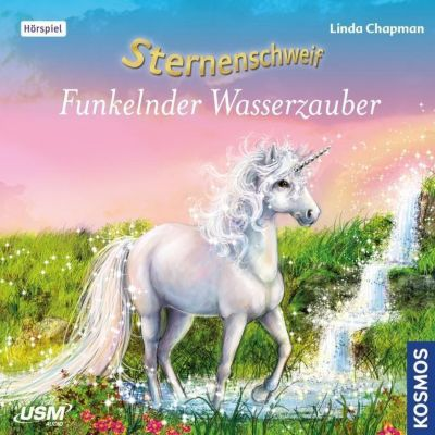 Sternenschweif - Funkelnder Wasserzauber, 1 Audio-CD, Linda Chapman