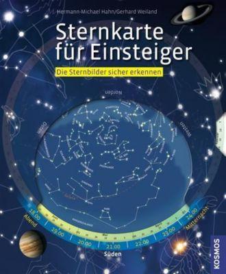 Sternkarte für Einsteiger, Hermann-Michael Hahn, Gerhard Weiland