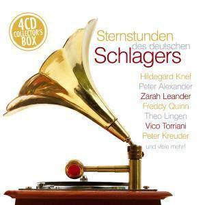 Sternstunden des deutschen Schlagers, 4 CDs, Diverse Interpreten