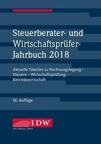 Steuerberater- und Wirtschaftsprüfer-Jahrbuch 2018