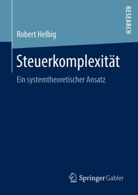 Steuerkomplexität, Robert Helbig