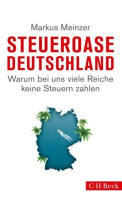 Steueroase Deutschland, Markus Meinzer