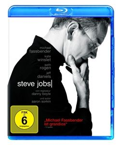 Steve Jobs, Kate Winslet,Seth Rogen Michael Fassbender