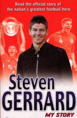 Steven Gerrard: My Story, Steven Gerrard