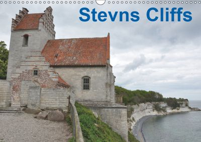 Stevns Cliffs (Wall Calendar 2019 DIN A3 Landscape), Marek Wasiel - philozoph