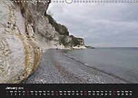 Stevns Cliffs (Wall Calendar 2019 DIN A3 Landscape) - Produktdetailbild 1