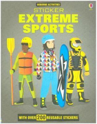 Sticker Extreme Sports, Lisa Jane Gillespie