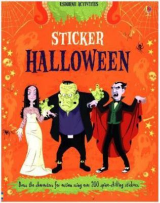 Sticker Halloween, Louie Stowell