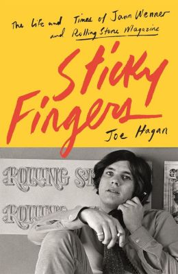 Sticky Fingers, Joe Hagan