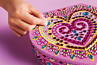 "Sticky Mosaics Box ""Herz"", Bastelset - Produktdetailbild 1"