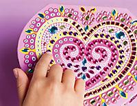 "Sticky Mosaics Box ""Herz"", Bastelset - Produktdetailbild 2"