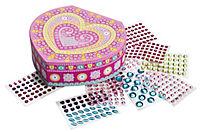 "Sticky Mosaics Box ""Herz"", Bastelset - Produktdetailbild 5"
