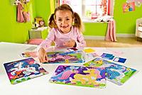 Sticky Mosaics - Mosaik nach Zahlen, Bastelset, 4er Set (Motive: Einhörner) - Produktdetailbild 8