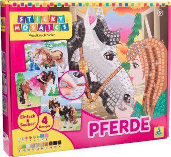 Sticky Mosaics Pferde