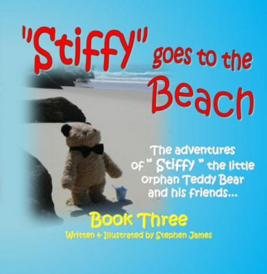 Stiffy Goes to the Beach, Stephen James