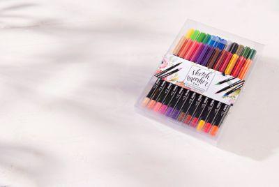 Stifte-Set Sketch marker, 24tlg.