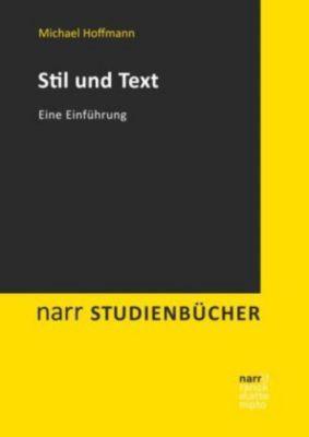 Stil und Text, Michael Hoffmann