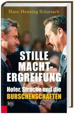 Stille Machtergreifung, Hans-Henning Scharsach