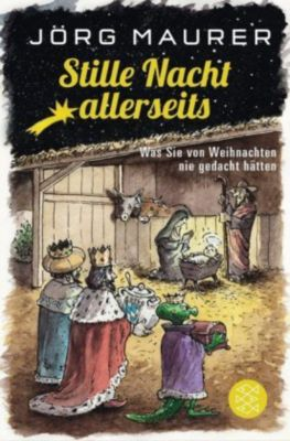 Stille Nacht allerseits, Jörg Maurer
