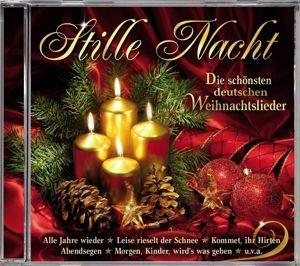 Stille Nacht-Die Schönsten Weihnachtslieder, Diverse Interpreten