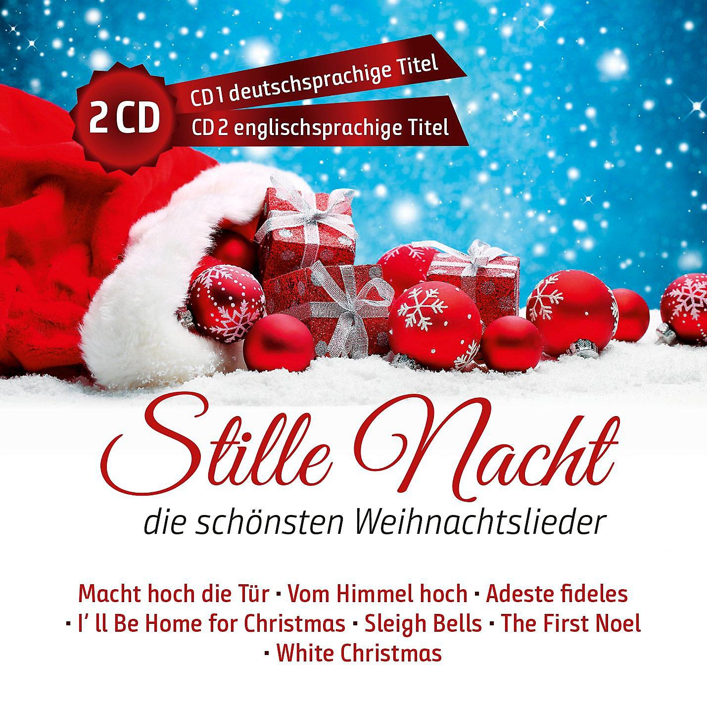 Stille Nacht - Die schönsten Weihnachtslieder günstig | Weltbild.de