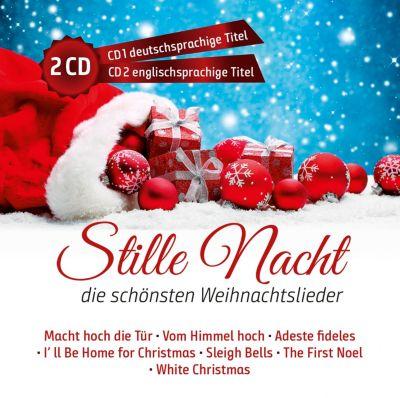 Stille Nacht - Die schönsten Weihnachtslieder, Diverse Interpreten