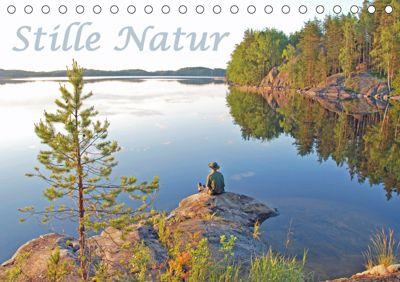 Stille Natur (Tischkalender 2019 DIN A5 quer), Anita Berger
