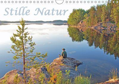 Stille Natur (Wandkalender 2019 DIN A4 quer), Anita Berger