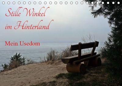 Stille Winkel im Hinterland - Mein Usedom (Tischkalender 2019 DIN A5 quer), Wolfgang Gerstner