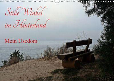 Stille Winkel im Hinterland - Mein Usedom (Wandkalender 2019 DIN A3 quer), Wolfgang Gerstner