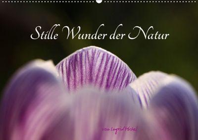 Stille Wunder der Natur (Wandkalender 2019 DIN A2 quer), Ingrid Michel