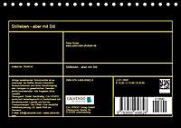 Stillleben - aber mit Stil (Tischkalender 2019 DIN A5 quer) - Produktdetailbild 13