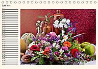 Stillleben - aber mit Stil (Tischkalender 2019 DIN A5 quer) - Produktdetailbild 6