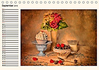 Stillleben - aber mit Stil (Tischkalender 2019 DIN A5 quer) - Produktdetailbild 9