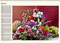 Stillleben - aber mit Stil (Wandkalender 2019 DIN A2 quer) - Produktdetailbild 6