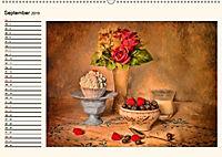 Stillleben - aber mit Stil (Wandkalender 2019 DIN A2 quer) - Produktdetailbild 9