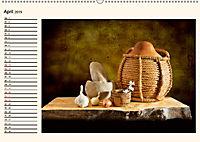Stillleben - aber mit Stil (Wandkalender 2019 DIN A2 quer) - Produktdetailbild 4