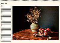 Stillleben - aber mit Stil (Wandkalender 2019 DIN A2 quer) - Produktdetailbild 3