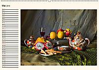 Stillleben - aber mit Stil (Wandkalender 2019 DIN A2 quer) - Produktdetailbild 5