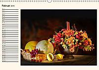 Stillleben - aber mit Stil (Wandkalender 2019 DIN A3 quer) - Produktdetailbild 2