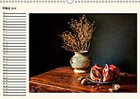 Stillleben - aber mit Stil (Wandkalender 2019 DIN A3 quer) - Produktdetailbild 3