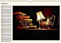 Stillleben - aber mit Stil (Wandkalender 2019 DIN A4 quer) - Produktdetailbild 1