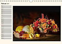 Stillleben - aber mit Stil (Wandkalender 2019 DIN A4 quer) - Produktdetailbild 2
