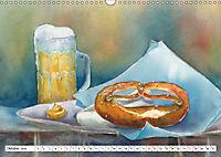 Stillleben Aquarelle (Wandkalender 2019 DIN A3 quer) - Produktdetailbild 10