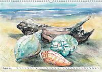 Stillleben Aquarelle (Wandkalender 2019 DIN A3 quer) - Produktdetailbild 8